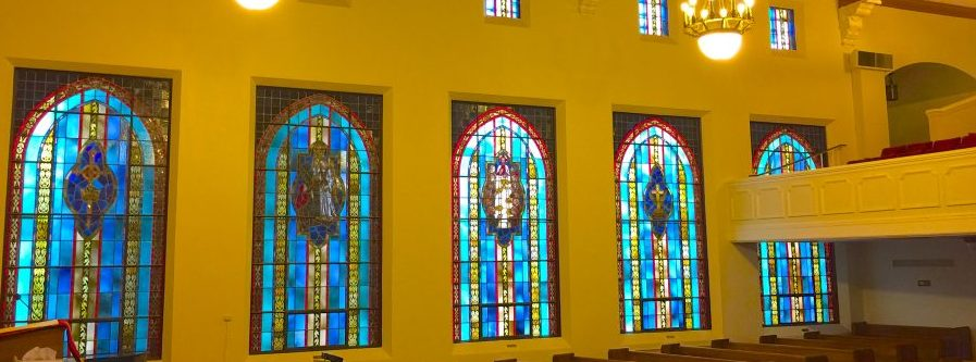 church stained glass albuquerque