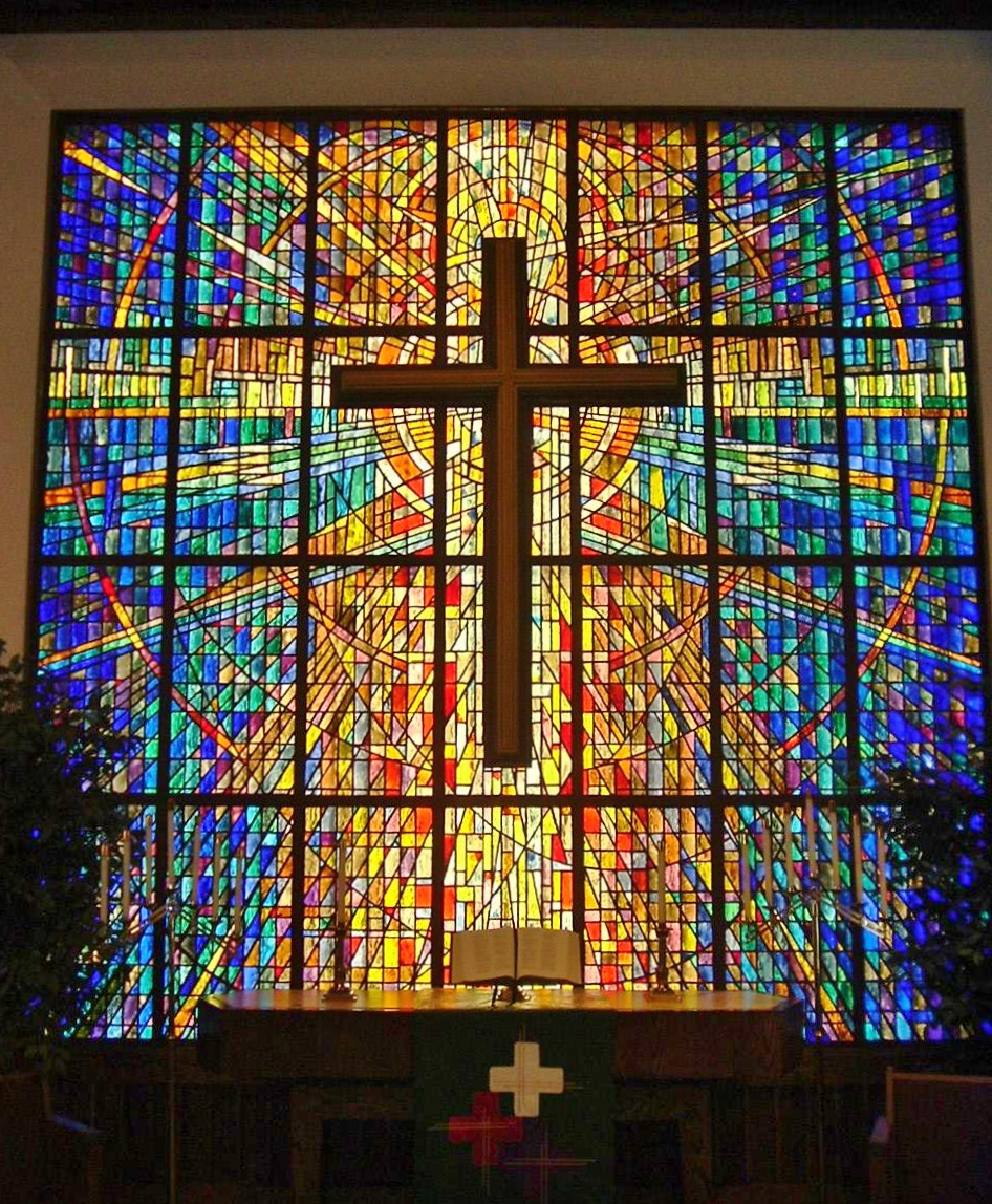church stained glass repair manhattan kansas