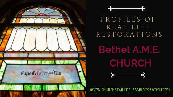 Church stained glass restoration projects in the US