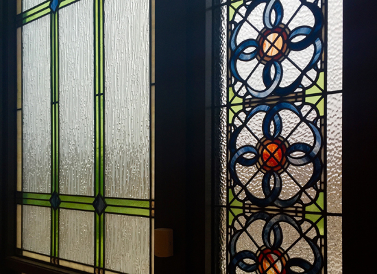 billings church stained glass restoration