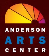 Anderson arts center logo