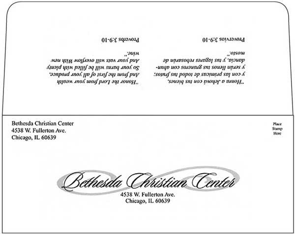 Custom 9 Remittance Long Flap Envelopes 1000 Minimum