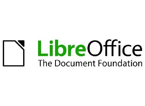 Libre office logo the document foundation microsoft alternative