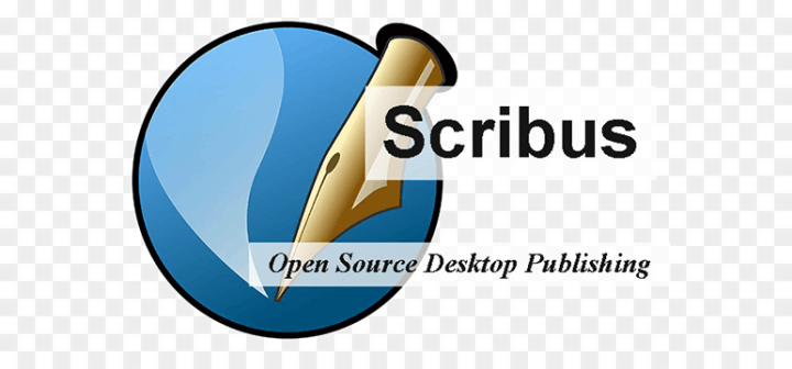 scribus logo open source desktop publisher indesign alternative