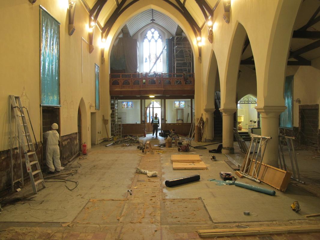 St Bedes Church Rotherham