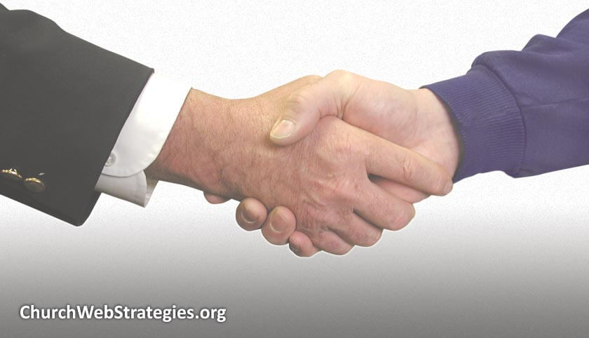 Strategic Partners for Online Ministries