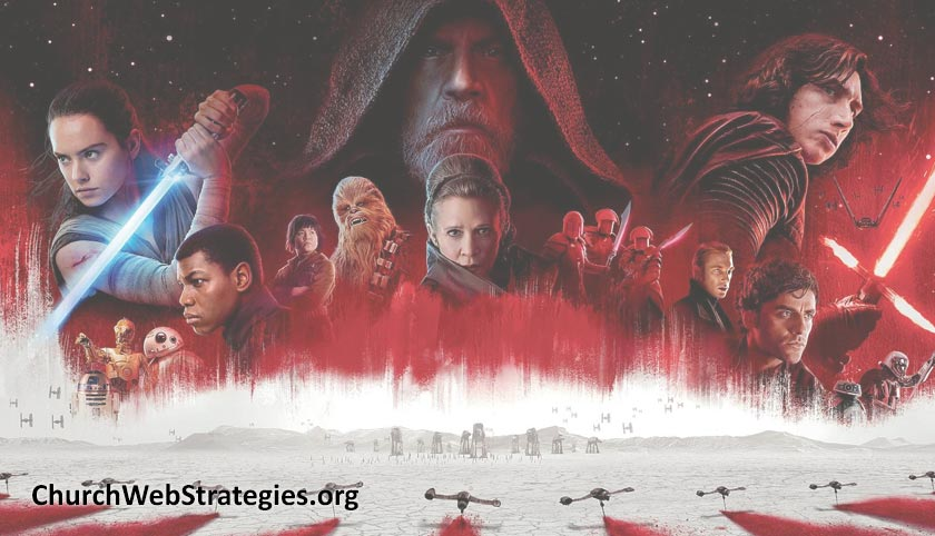 Inspiration from The Last Jedi