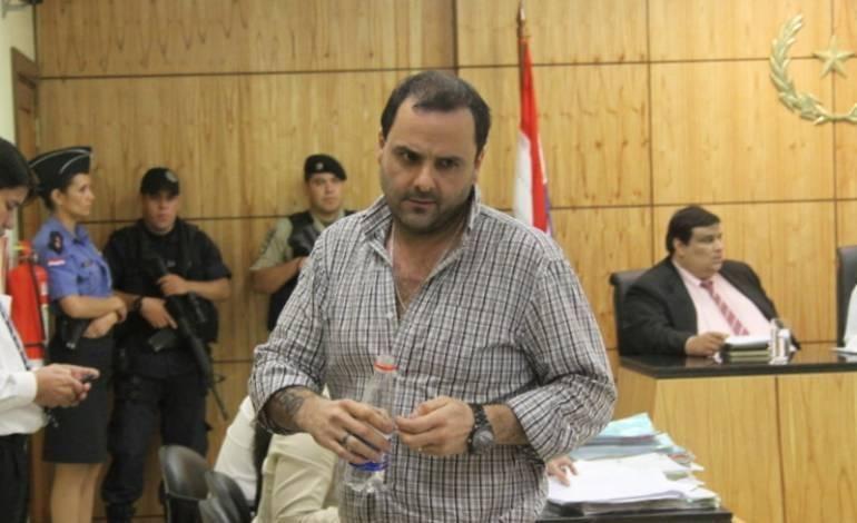 El ex directivo del club Olimpia Adolfo Trotte con la más elevada condena, 40 años de cárcel por matar a su esposa.