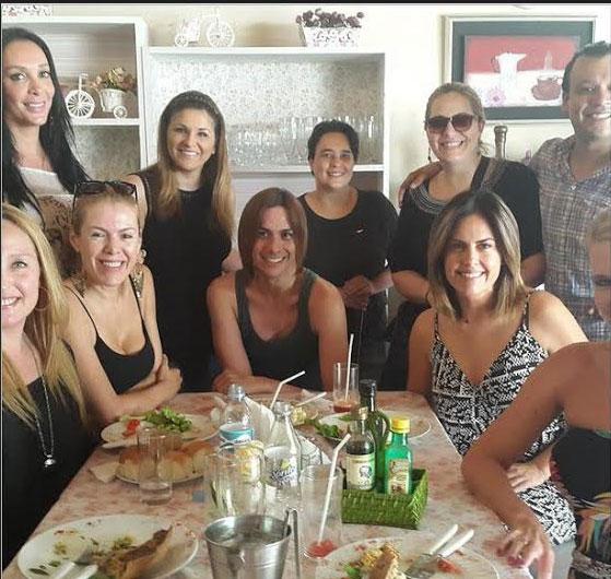Tremendo susto en tarde de viernes 13. Asaltan a varios famosos paraguayos en una cafetería en Asunción.