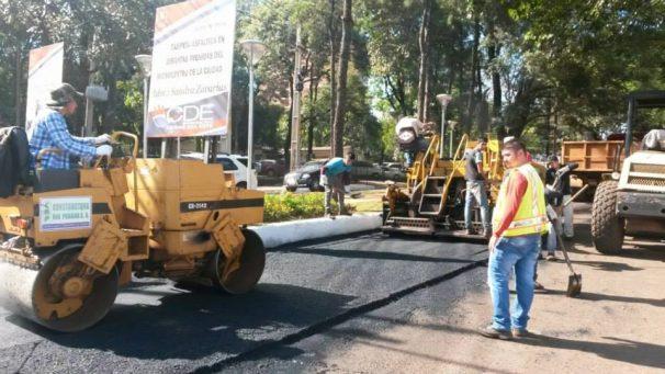 Municipio esteño iniciará plan de bacheo intensivo en distintos puntos de la ciudad.