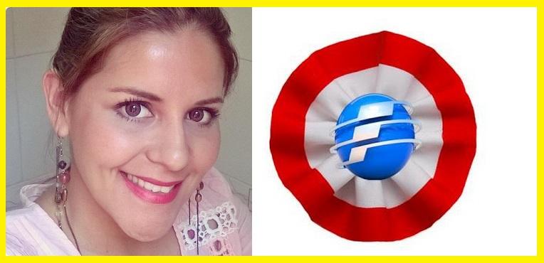 Noelia Diaz solicita a Vierci le pague la demanda por despido injustificado después de trabajar 10 años para Telefuturo.