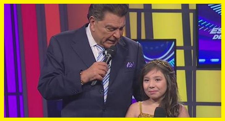 La niña prodigio de Pedro Juan Caballero Jazmín Luján volvió a cautivar al público de Sábado Gigante. Impresionante presentación!