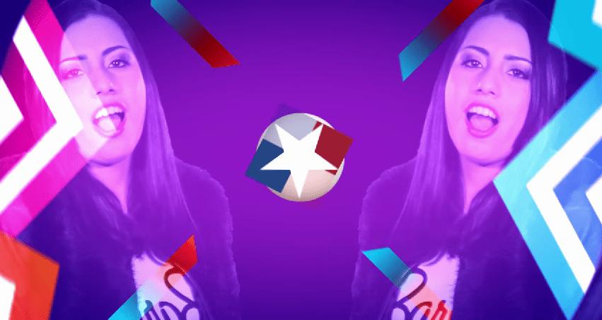 """La paraguaya Ara Gimenez lanzó """"América de fiesta""""  como himno de la Copa América y es noticia en Chile."""