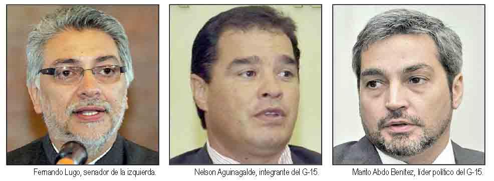 G-15 y la izquierda se unen para sacar provecho político de crisis comercial de Ciudad del Este.