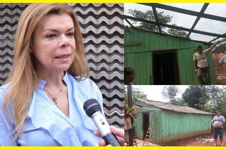 Sandra Zacarias convoca a maratón solidaria a favor de damnificados del reciente temporal en CDE.