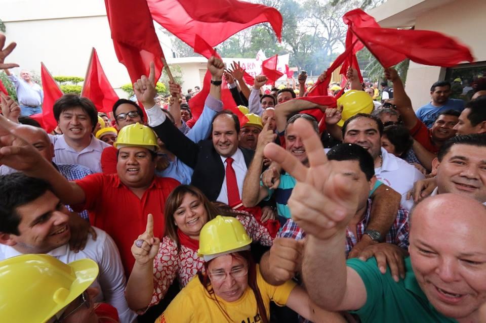 Arnaldo Samaniego es el preferido en Asunción, según última encuesta de ICA.