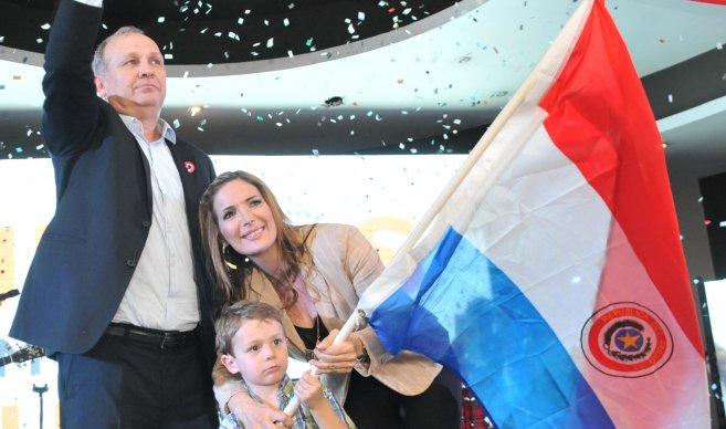 Mario Ferreiro tumbó al tractor de la ANR y se consagra nuevo intendente de Asunción.