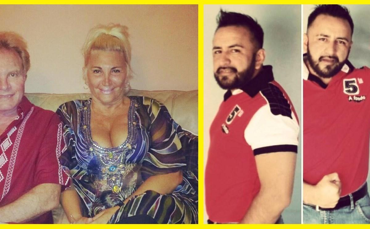 Esposa de Juan Carlos Amoroso molesta con el churero por criticar a los Paraná.
