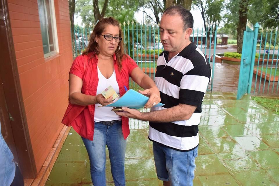 Municipio de CDE asiste a la familia de Sara, la niña electrocutada.