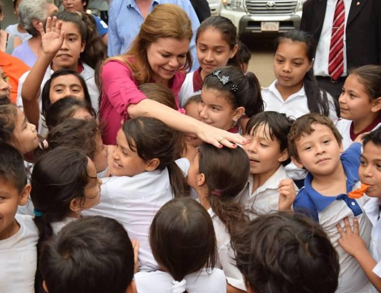 En Ciudad Del Este 77 escuelas recibieron obras con fondos del FONACIDE.