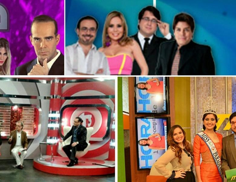 Los programas televisivos de farándula están muriendo en Paraguay?