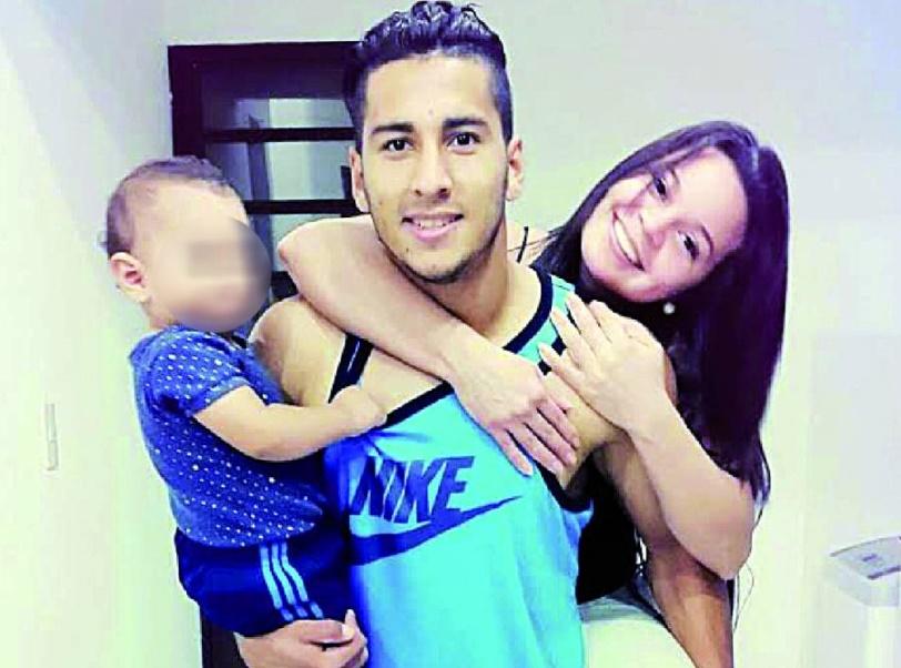 Cecilio Domínguez se presentó en el Juzgado de Luque. Había sido imputado por violencia doméstica.