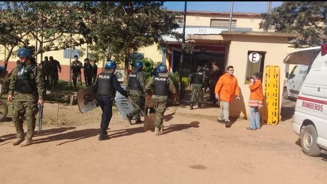 ¡De Terror! Masacre en Penitenciaria de San Pedro