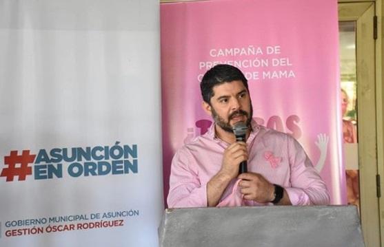 Nenecho Rodríguez emitió un comunicado sobre el reporte de la Contraloría