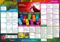 2019 Trinidad & Tobago's Full Fete Calendar