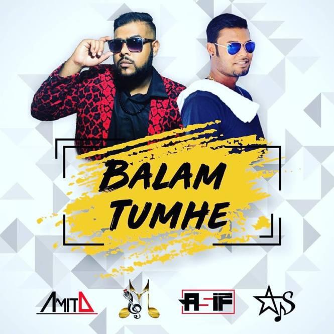 Balam Tumhe Amit D & Amit Sooknanan