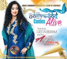 (bollywood Comes Alive Album) By Geeta Bisram