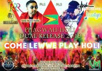 Come Lewwe Play Holi Pt. 1 By Randy Recklez Ramdin Ft. Anil Mr. Duniya (phagwah:holi 2019)