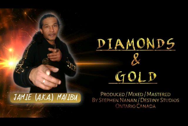 Diamonds & Gold By Malibu (2019 Chutney Soca) Chutneymusic.com