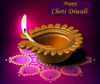 Happy Choti Divali To All