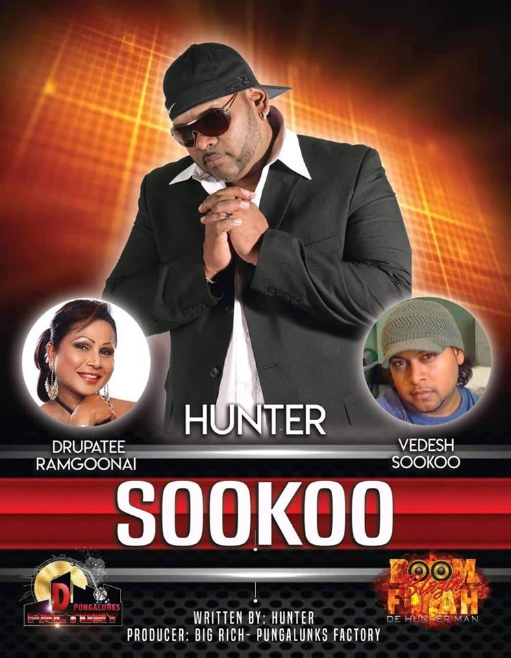 Hunter Ft. Drupatee & Veedesh Sookoo [2019]