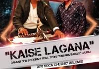 Kaise Lagana By Damian Dhd Sookram Ft Terry Gajraj (2019 Traditional Chutney Music)