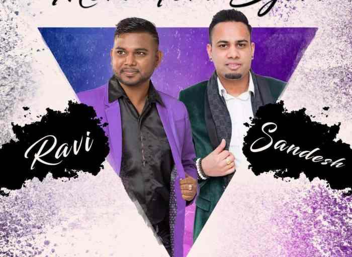 Mori Tori Djori By Ravi Babooram & Sandesh Sewdien (2019 Bollywood Cover)
