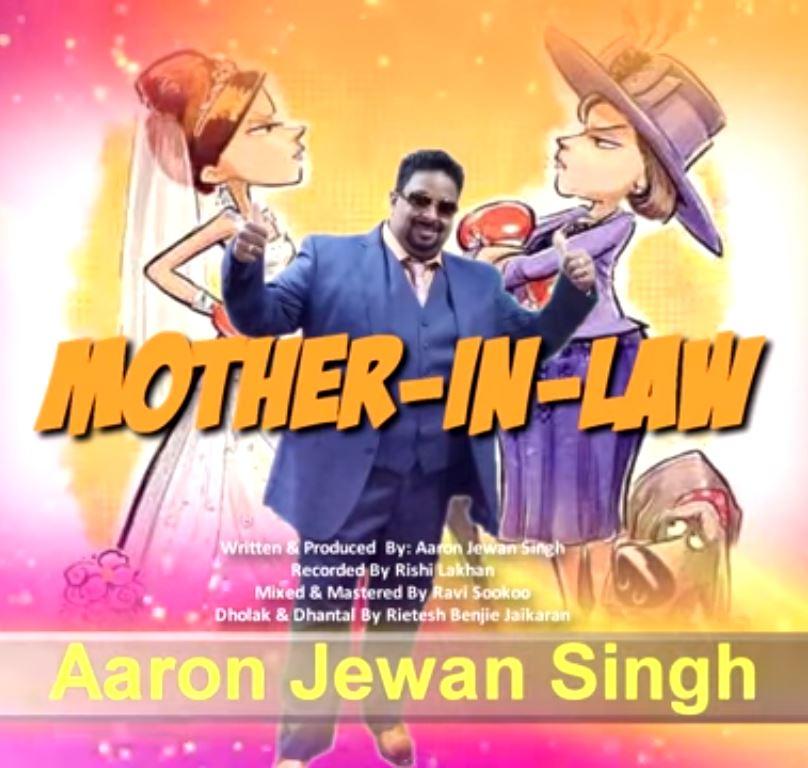 Motherinlaw Aron Jeewansingh