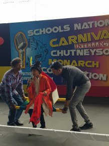 National Carnival Schools Intellectual Chutney Soca Monarch Competition 2019 Jahaji