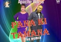 Pana Ki Tamana By Angela Motie & Apache Waria (2019 Bollywood Cover) (2)