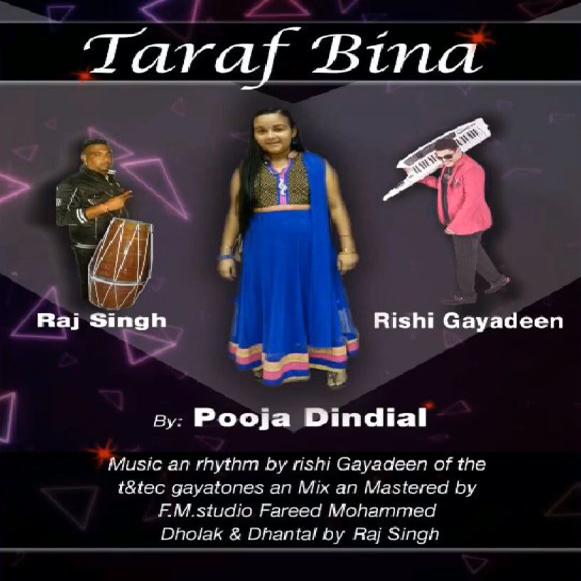 Pooja Dindial Taraf Bina