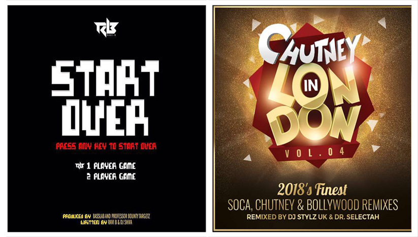Ravi B Start Over Remix by Dr. Selectah
