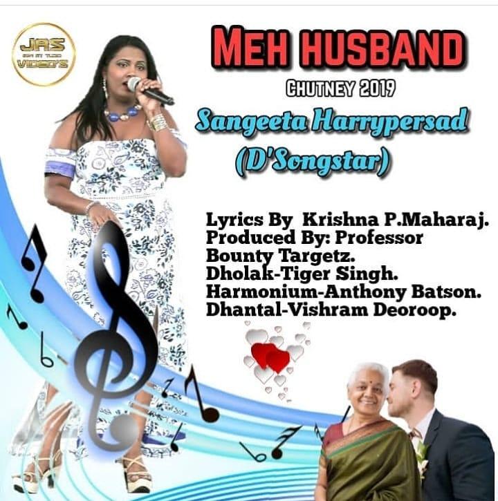 Sangeeta Songster Meh Husband