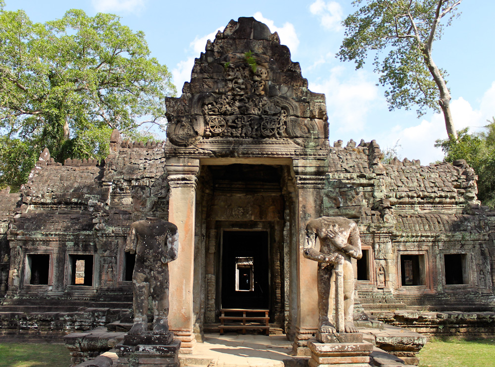 Preah Khan Siem Reap Cambodia-8