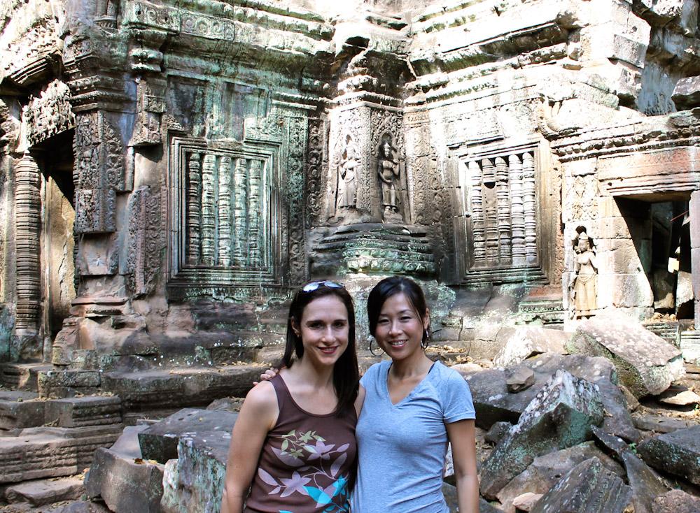 Ta Prohm Siem Reap Cambodia-8