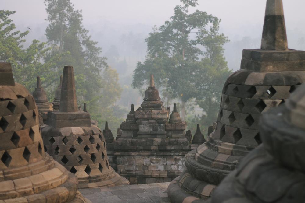 Borobudur Sunrise ☆ Yogyakarta, Indonesia