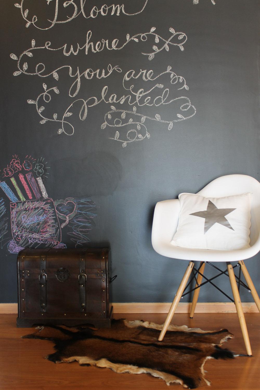 Chalkboard Wall2