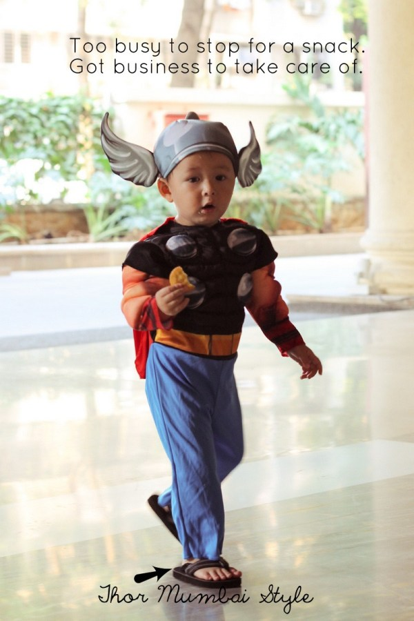 Thor Mumbai Style