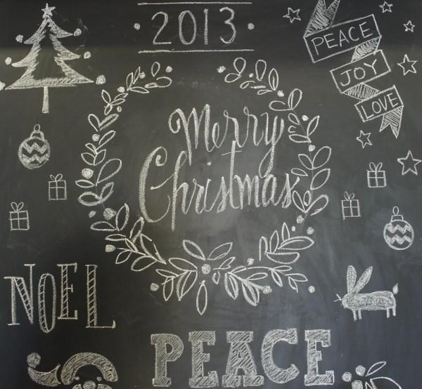 Christmas Chalkboard-5