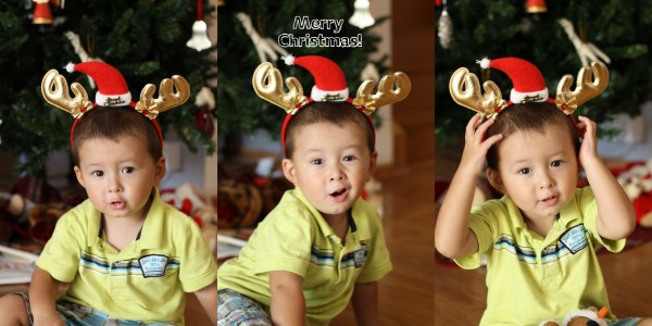 Toad & Raindeer Headband